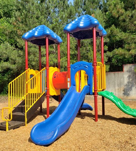 Brookwood Townhomes playground for children